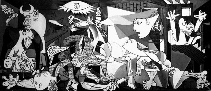 Gernika de Picasso.