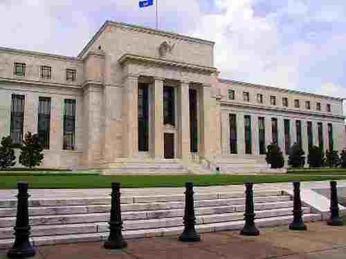 Edificio Eccles, sede de la Reserva Federal de los EEUU, en Washingtown